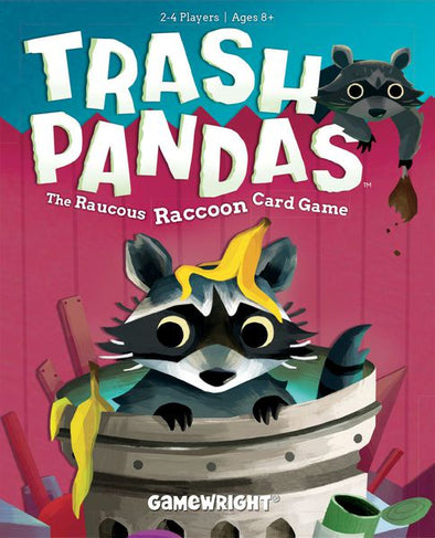 Buy Trash Pandas and more Great Board Games Products at 401 Games