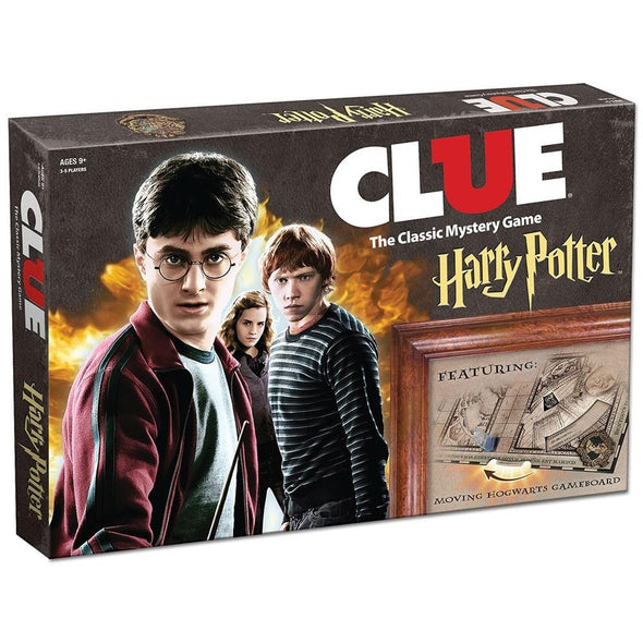 Clue - Harry Potter available at 401 Games Canada