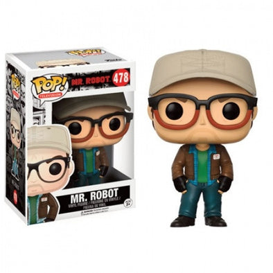 Buy Pop! Mr. Robot - Mr. Robot and more Great Funko & POP! Products at 401 Games