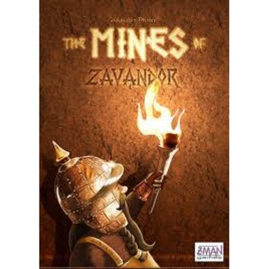 Buy Mines of Zavandor and more Great Board Games Products at 401 Games
