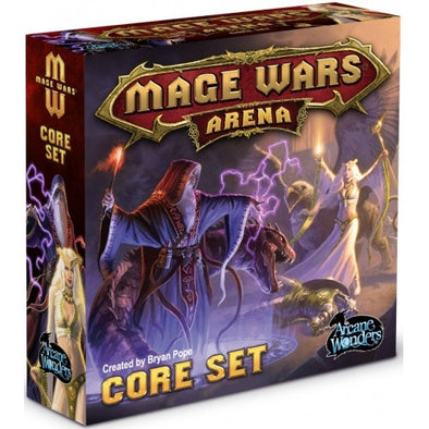 Buy Mage Wars Arena and more Great Board Games Products at 401 Games