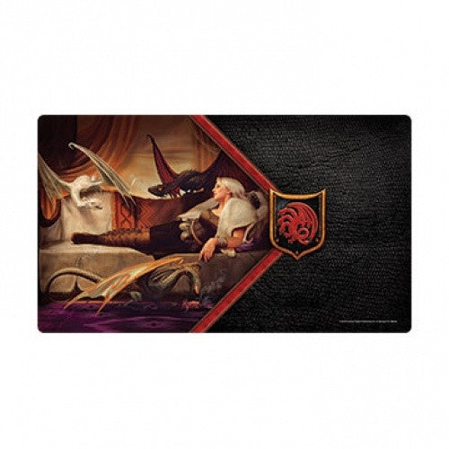 Game of Thrones Living Card Game - Mother of Dragons Playmat available at 401 Games Canada