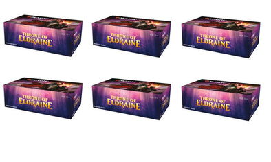 MTG - Throne of Eldraine - English Booster Case (Pre-Order Oct. 4th, 2019) - DOES NOT CONTAIN PROMO MATERIAL