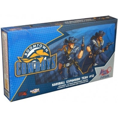 Kaosball - Team Pack - Boomtown Cowboys - 401 Games