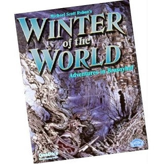 Winter of the World: Adventures in Brasayhal Core Rulebook - 401 Games