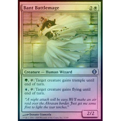 Bant Battlemage (Foil) (ALA) available at 401 Games Canada