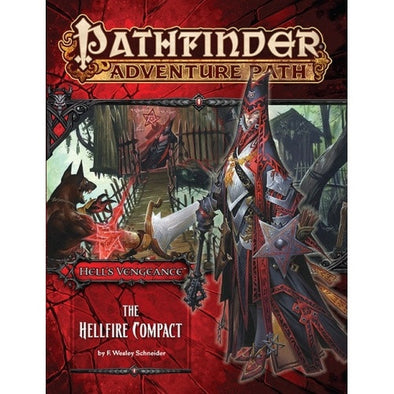 Pathfinder - Adventure Path - #103: The Hellfire Compact (Hell's Vengeance 1 of 6) - 401 Games