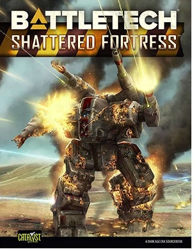 Battletech - Shattered Fortress available at 401 Games Canada