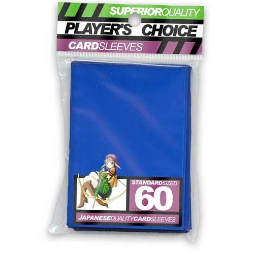 Buy SUPL Player's Choice STD Blue and more Great Sleeves & Supplies Products at 401 Games