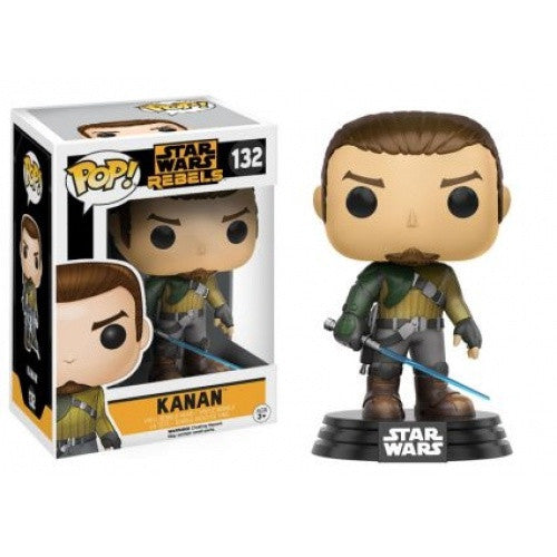 Buy Pop! Star Wars - Star Wars: Rebels - Kanan and more Great Funko & POP! Products at 401 Games
