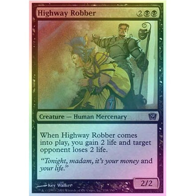 Highway Robber (Foil) - 401 Games