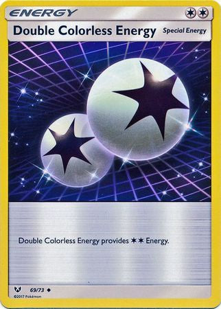 Double Colorless Energy - 69/73 - 401 Games