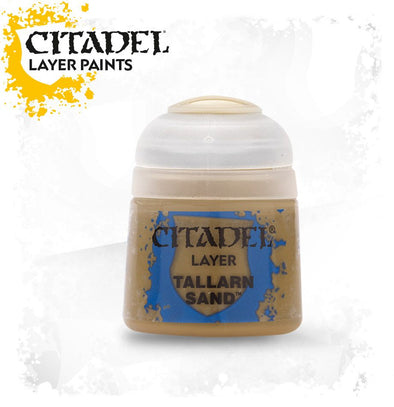 Buy Citadel Layer - Tallarn Sand and more Great Games Workshop Products at 401 Games