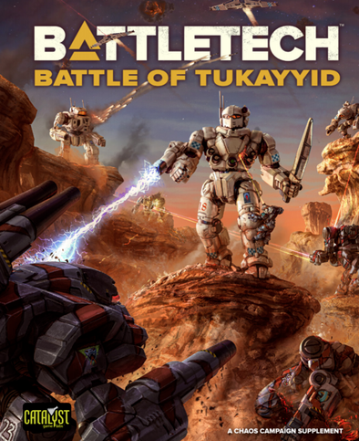 Battletech - Battle of Tukayyid available at 401 Games Canada