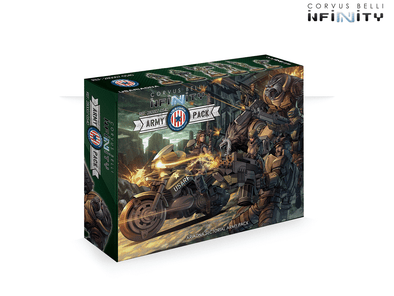 Infinity - Ariadna - USAriadna Army Pack