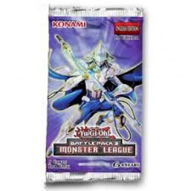 Yugioh - Battle Pack 3 - Monster League Pack available at 401 Games Canada