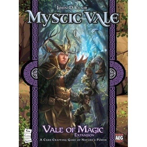 Mystic Vale - Vale of Magic Expansion available at 401 Games Canada