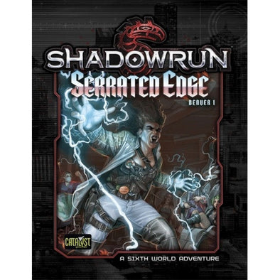 Shadowrun 5th Edition - Serrated Edge - Denver - 401 Games