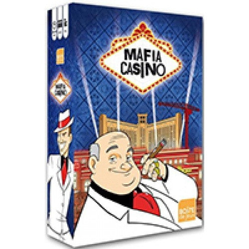 Mafia Casino - 401 Games