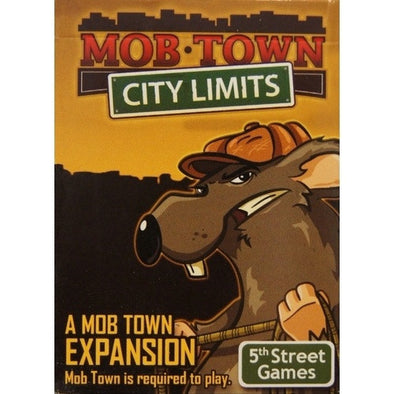 Mob Town - City Limits - 401 Games