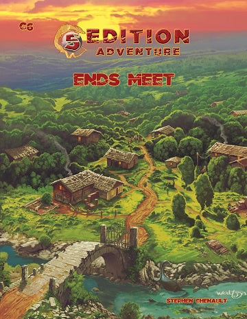 Dungeons and Dragons - 5th Edition - 5th Edition Adventures: C6 Ends Meet - 401 Games