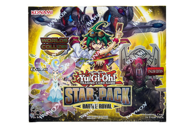 Yugioh - Star Pack Battle Royal Booster Box - 401 Games
