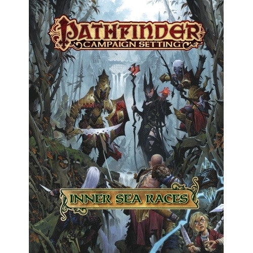Pathfinder - Campaign Setting - Inner Sea Races - 401 Games