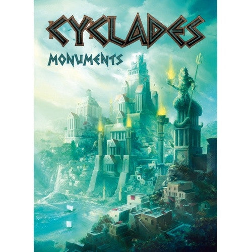 Cyclades - Monuments - 401 Games