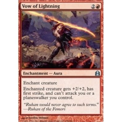 Vow of Lightning (CMD) available at 401 Games Canada
