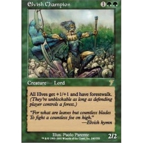 Elvish Champion - 401 Games