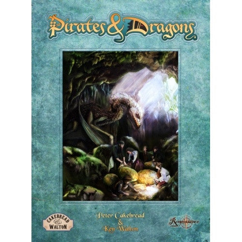 Pirates and Dragons - Core Rulebook - 401 Games