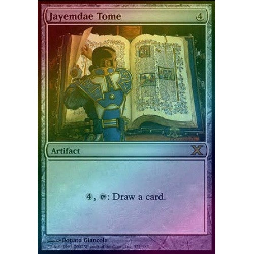 Jayemdae Tome (Foil) available at 401 Games Canada