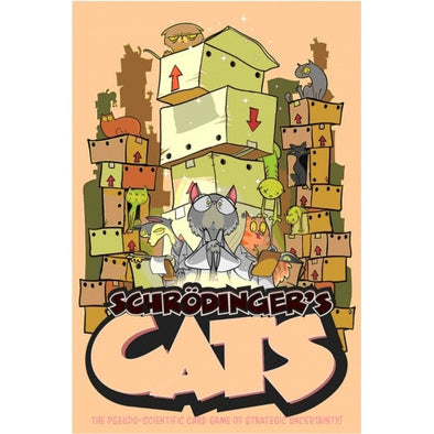 Schrodinger's Cats - 401 Games