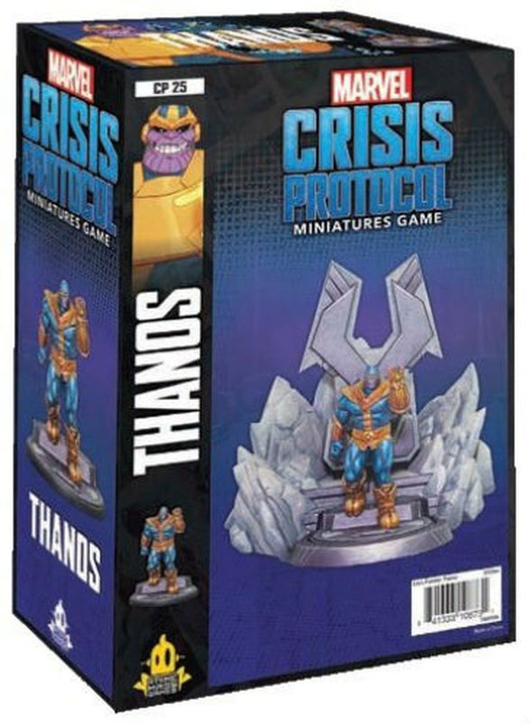 Marvel - Crisis Protocol - Thanos available at 401 Games Canada