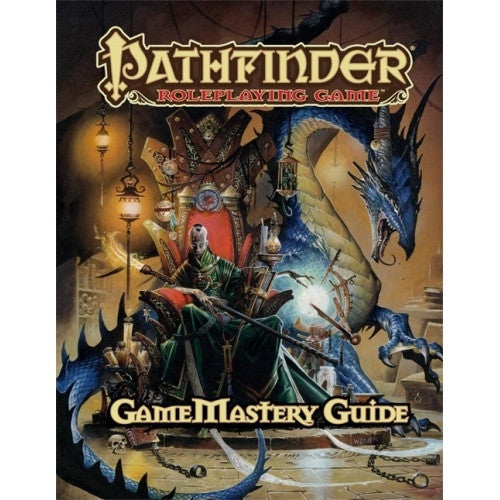 Pathfinder - Book - Game Mastery Guide - 401 Games