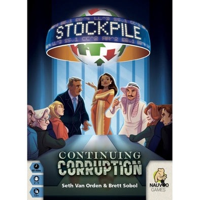 Stockpile - Continuing Corruption Expansion