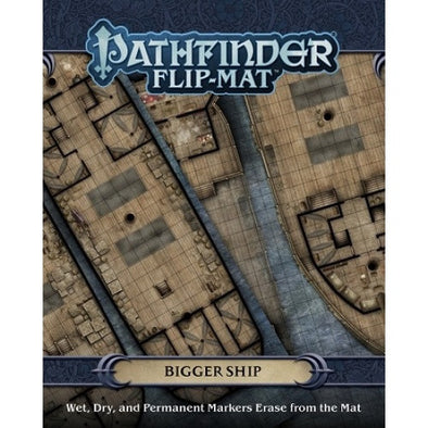 Pathfinder - Flip Mat - Bigger Ship - 401 Games