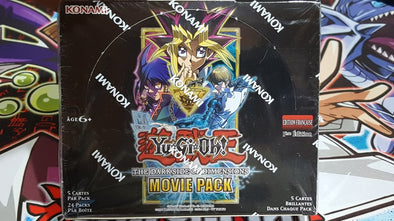 Yugioh - Dark Side of Dimensions Movie Pack (Display of 10)