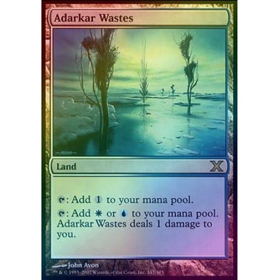 Adarkar Wastes (Foil) - 401 Games