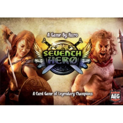 Seventh Hero available at 401 Games Canada