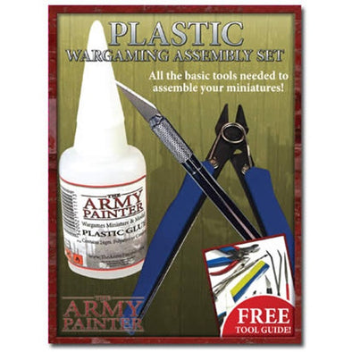 The Army Painter - Plastic Wargaming Assembly Set