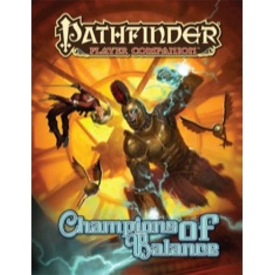 Pathfinder - Player Companion - Champions of Balance - 401 Games