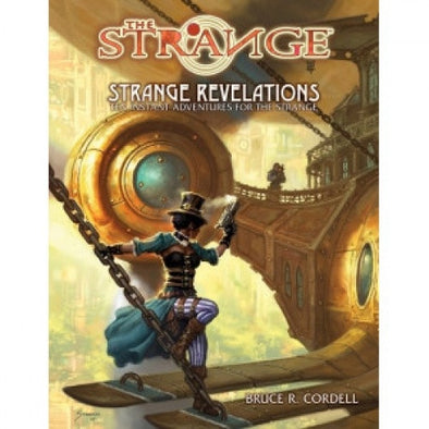 The Strange - Strange Revelations - 401 Games