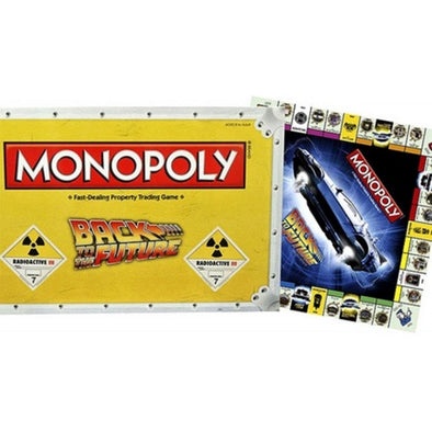 Buy Monopoly - Back to the Future and more Great Board Games Products at 401 Games