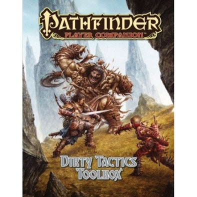Pathfinder - Player Companion - Dirty Tactics Toolbox - 401 Games