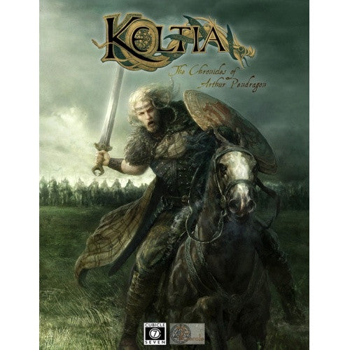 Keltia - Core Rulebook