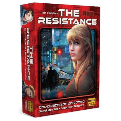 Buy The Resistance - Third Edition and more Great Board Games Products at 401 Games