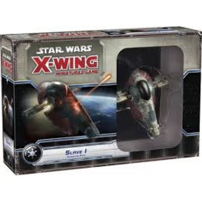 Buy X-Wing - Star Wars Miniature Game - Slave I and more Great Board Games Products at 401 Games