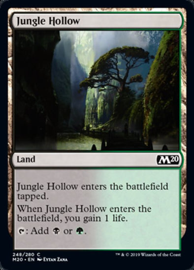 Jungle Hollow (M20) - 401 Games