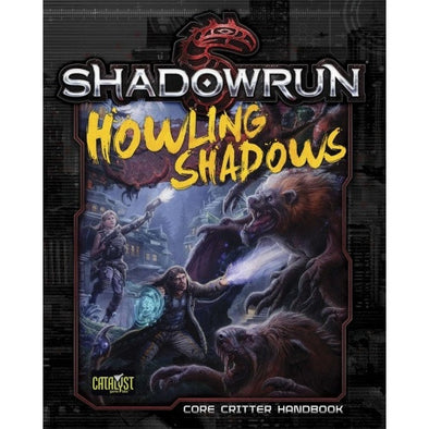 Shadowrun 5th Edition - Howling Shadows [Limited Edition] - 401 Games